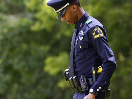 US police forces are practicing mindfulness to reduce officers' stress—and violence