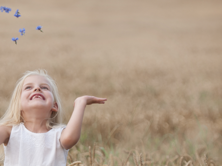 Honoring Your Inner Child to Find Your Strength