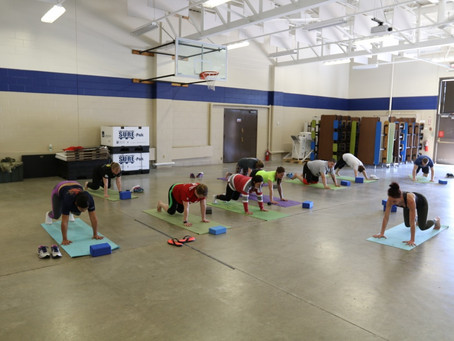 Army Reserve unit learns Yoga as means to relieve stress