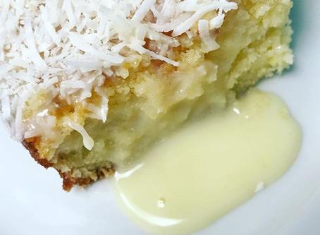 Nanda's Coconut Cake