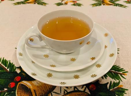 Nanda's Delicious Fresh Apple Tea