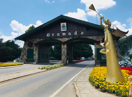Gramado: A little piece of Germany in Brazil.