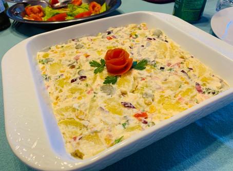 Nanda's Brazilian-Style Potato Salad