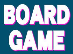 ボードゲームボタン