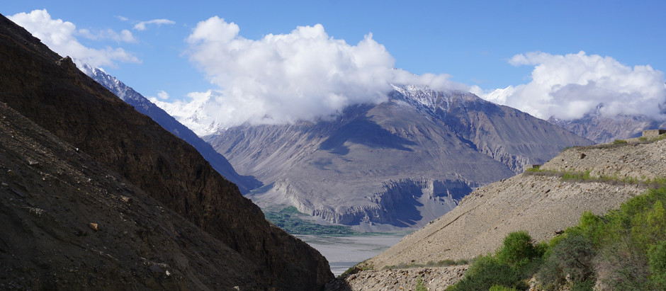 Pamir Highway - Wakhan Korridor