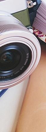 カメラマン撮影