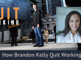 "Our Client, NYC Vanity, is featured on Jeff Steinman's ""How To Quit Working"" Podcast"