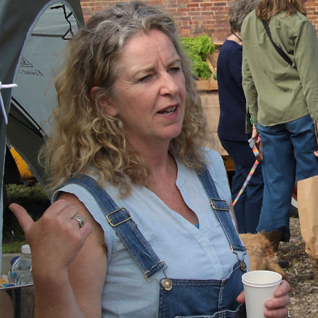 Mandy at the Open Day.jpg