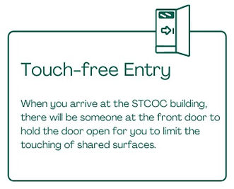 Touch-free Entry
