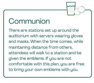 Communion Modification