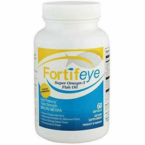 Fortifeye Super Omega-3