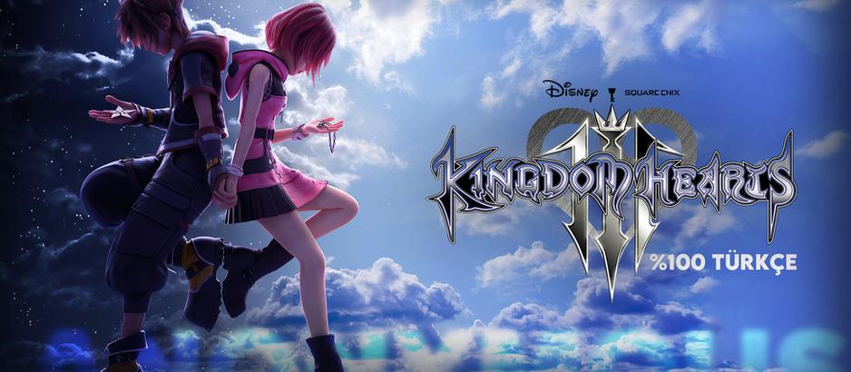 Kingdom Hearts III Türkçe Yaması Çıktı!