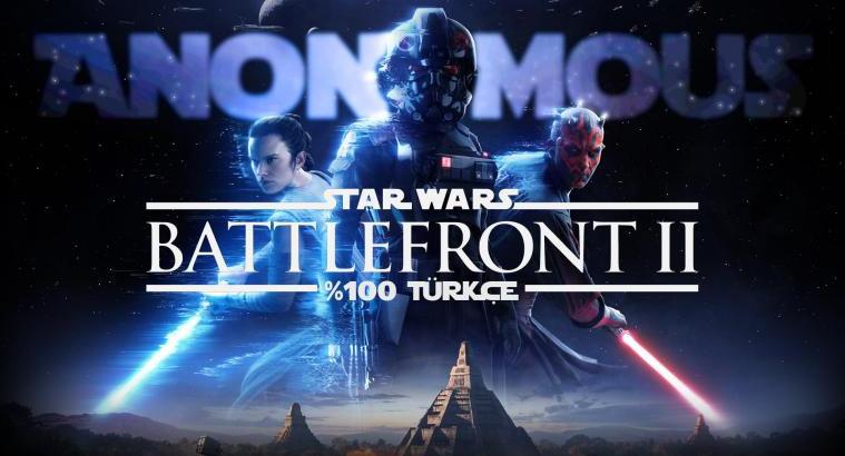 Star Wars Battlefront 2 %100 Türkçe Yama | Yayına Hazır!