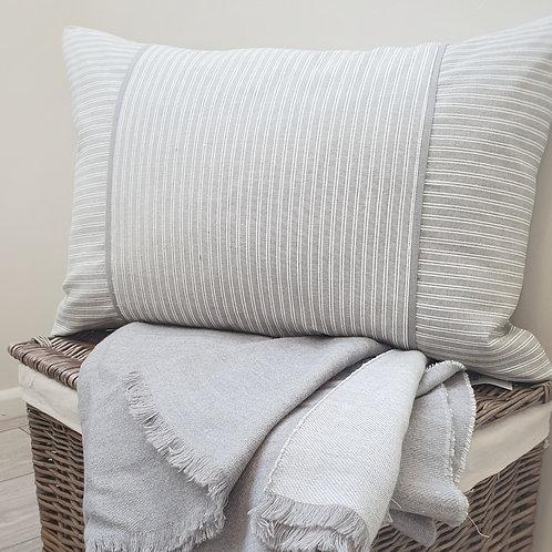 Holybourne Rectangle Ticking Cushion
