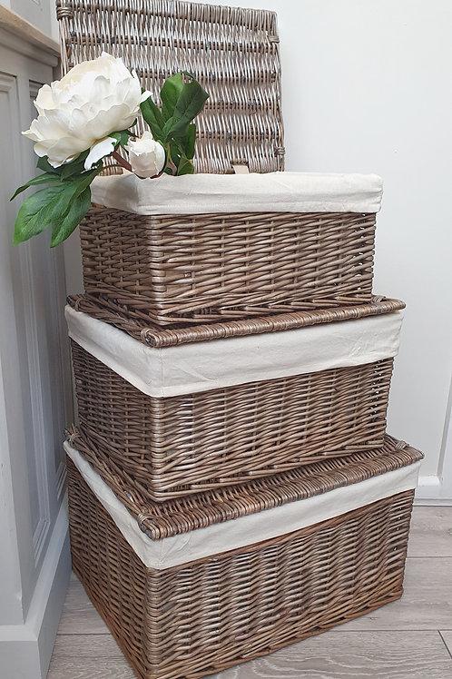 Willow Storage Hamper