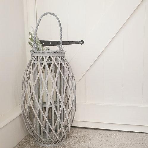 Large Arabella Willow Lantern
