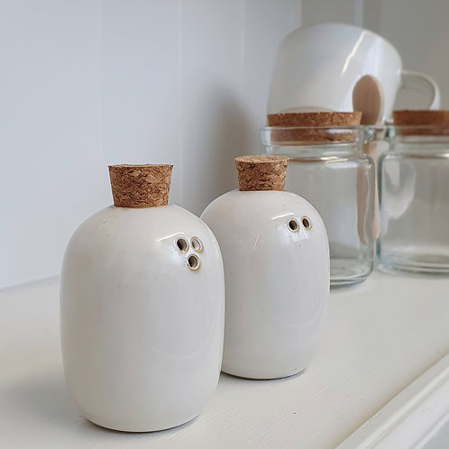 Upton Salt & Pepper Shakers