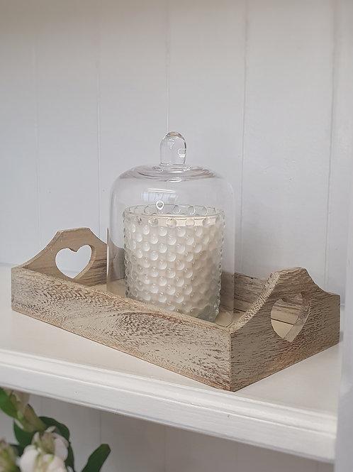 Glass Cloche Bell Jar