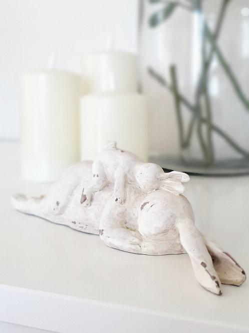 Sleeping Mummy & Leveret Hare