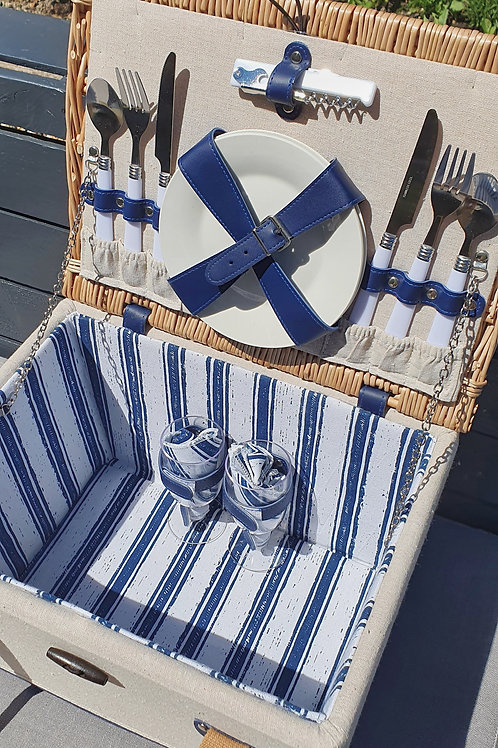 Coastal Picnic Basket