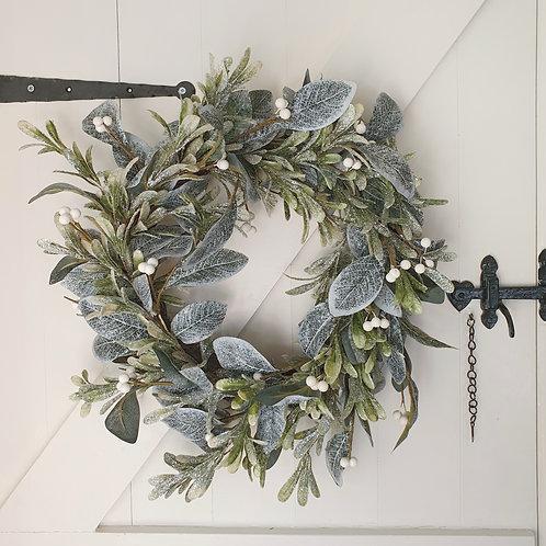 Snow Berry Wreath