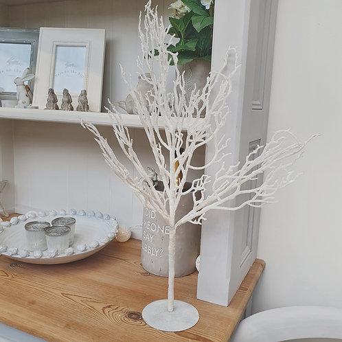 Glitter Branch Christmas Tree