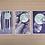 Thumbnail: 3 illustrations FULL-MOON 11,5 x 18 cm - Holdzeline