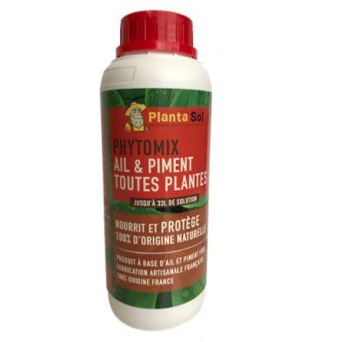 Engrais  pour pulvérisation foliaire - PHYTOMIX - Ortie, bourrage et malt