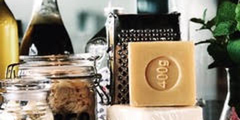 11h - Atelier Maison naturelle : Réalisation d'une lessive parfumée
