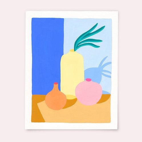 Les vases ombragés - Marion Ply
