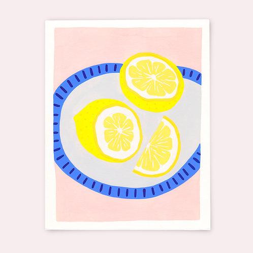 Les citrons - Marion Ply
