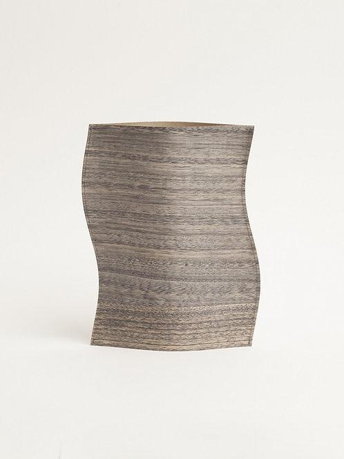 Vase en bois design