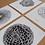 Thumbnail: PLANTES GEOMETRIQUES 10,5 x 14,7 cm - Holdzeline