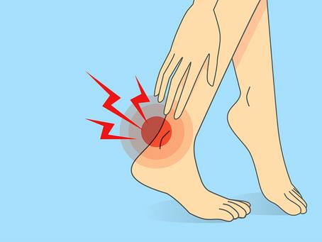 Revisitons la fasciite plantaire et l'inflammation du tendon d'Achille à la manière de l'ostéopathie