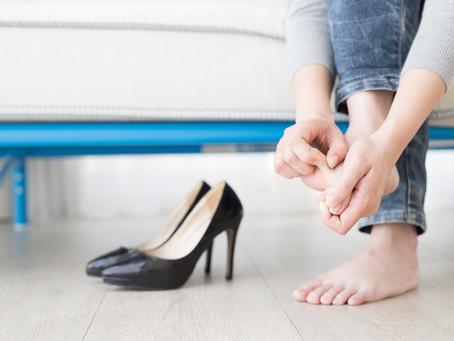 L'ostéopathie peut soulager les douleurs causées par l'hallux valgus (oignon)