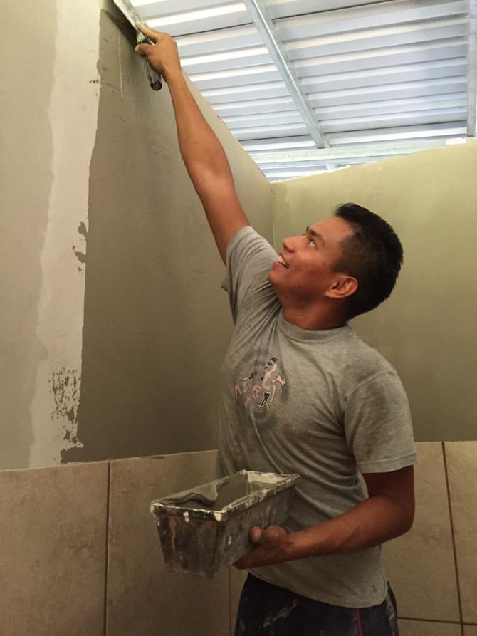 A Volunteer from Granada (Nicaragua)