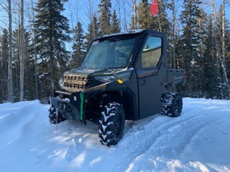 Polaris Ranger XP1000  – 3 Seater