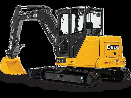 Compact Excavator - John Deere 60G