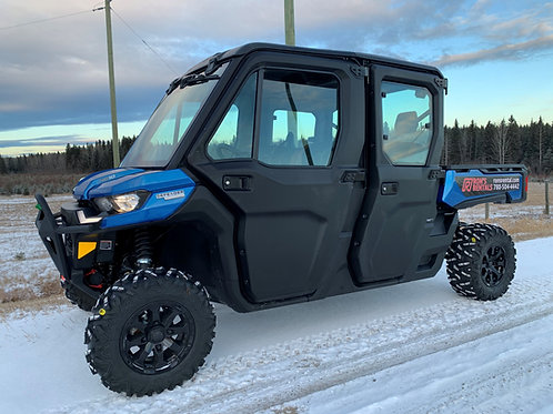 CAN-AM HD10 DEFENDER MAX LIMITED