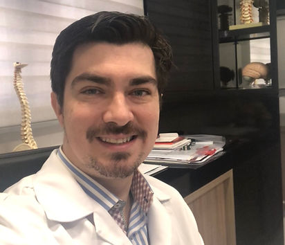 Dr. Tiago Araújo - neurologista em Curitiba