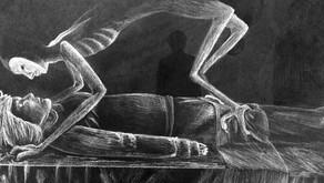 A temida paralisia do sono