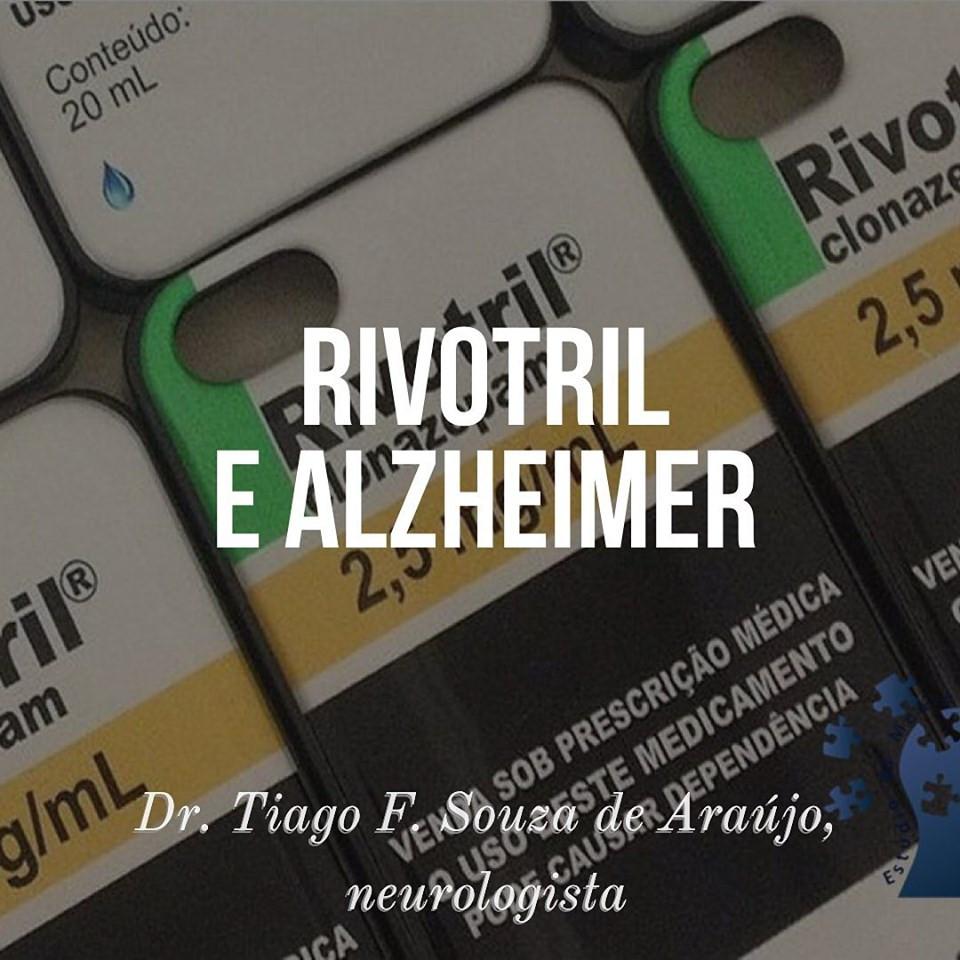Rivotril e risco aumentado de Alzheimer