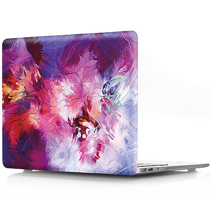 purple fantasy macbook air pro retina 11 12 13 15 design case cover malaysia
