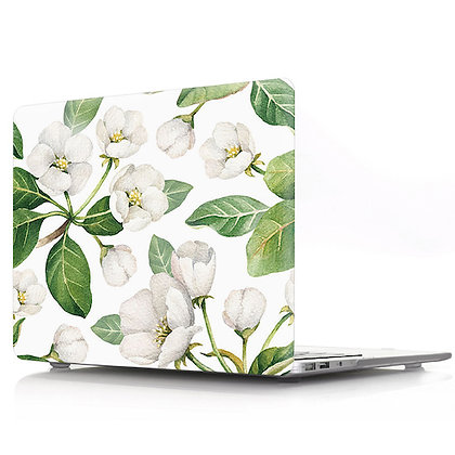 apple tree floral flower macbook air pro retina 11 12 13 15 case cover malaysia