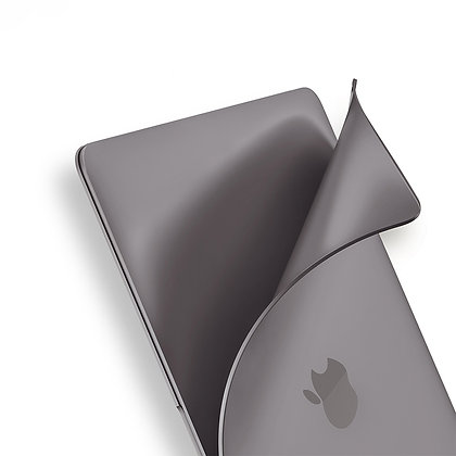 space grey 6D invisible macbook air pro retina touchbar 11 12 13 15 case cover malaysia