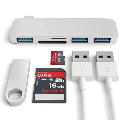 USB-C Combo Hub 5 in 1