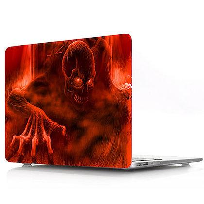 skeleton macbook air pro retina 11 12 13 15 design case cover malaysia
