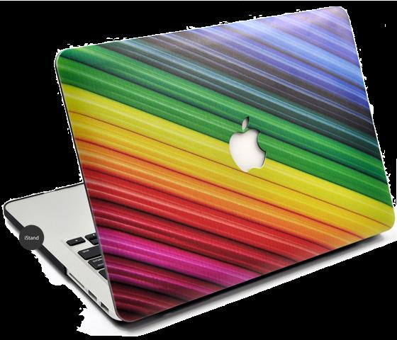 colour stripe art
