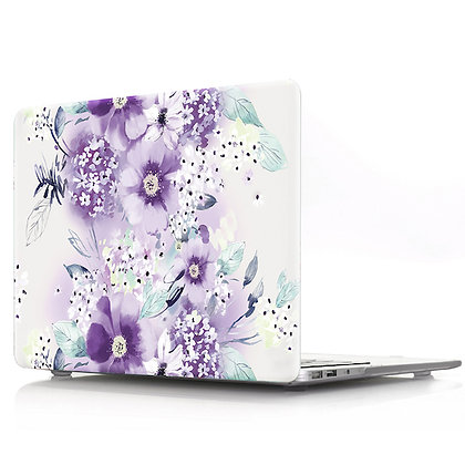 wisteria floral flower macbook air pro retina 11 12 13 15 case cover malaysia