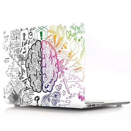 left right brain macbook air pro retina 11 12 13 15 case cover malaysia